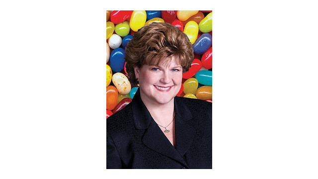 Lisa Rowland Brasher Named CEO Of Jelly Belly