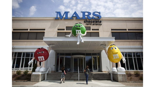 Mars Named In FORTUNE's 100 Best Companies To Work For List In The U.S. For Third Year In A Row