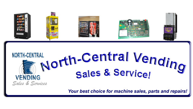 North-Central Vending Sales & Service, Inc. Moves To New Location
