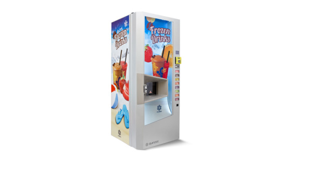 Quinzee™ Vending Machine