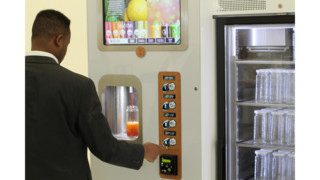 JuiceBot Vending Machine Comes To San Francisco