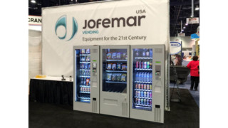 Jofemar Shows Its New Corporate Image In Las Vegas