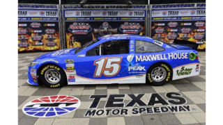 Michael Waltrip Racing And Maxwell House Team Up For Multi-Race Sponsorship