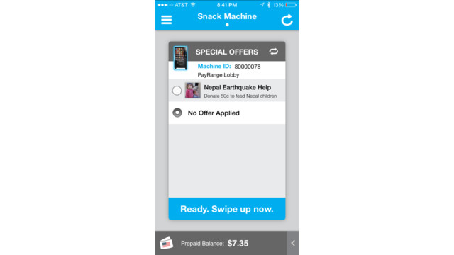 PayRange App Allows Consumers To Donate Money To Help Feed Children In Nepal