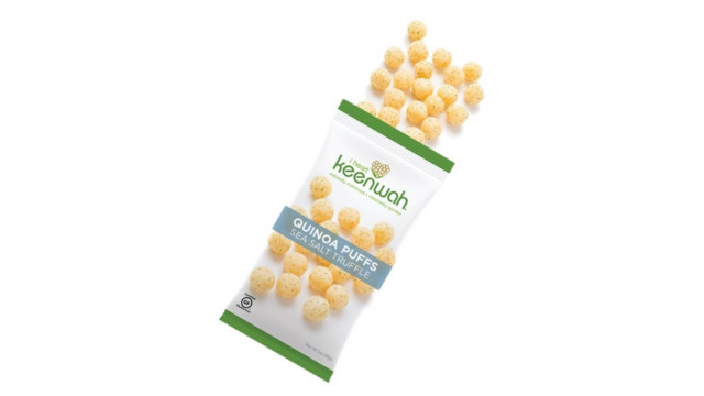 Quinoa Puffs Sea Salt Truffle
