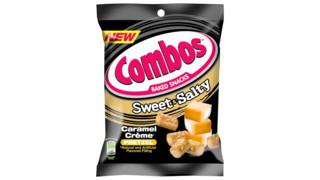 COMBOS® Sweet & Salty Caramel Creme Pretzel