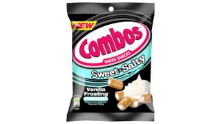 COMBOS® Sweet & Salty Vanilla Frosting Pretzel