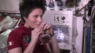 Espresso Coffee Makes It To Space