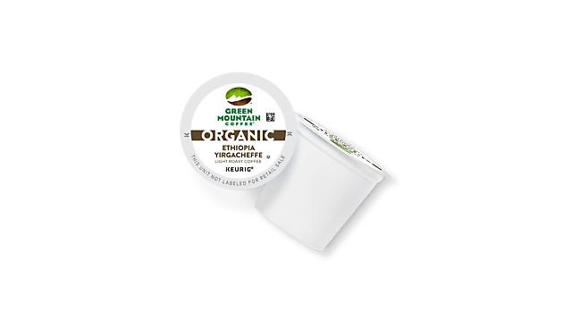 Green Mountain Coffee Eight Oclock