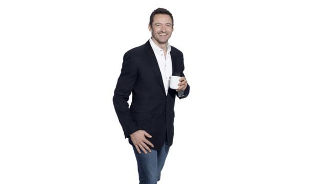 Keurig Green Mountain And Hugh Jackman Partner To Take Laughing Man Coffee Nationwide