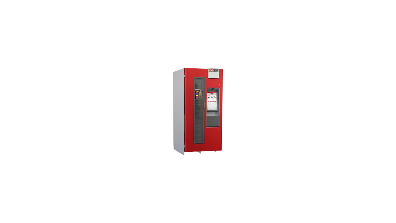vending machine manufacturing companies