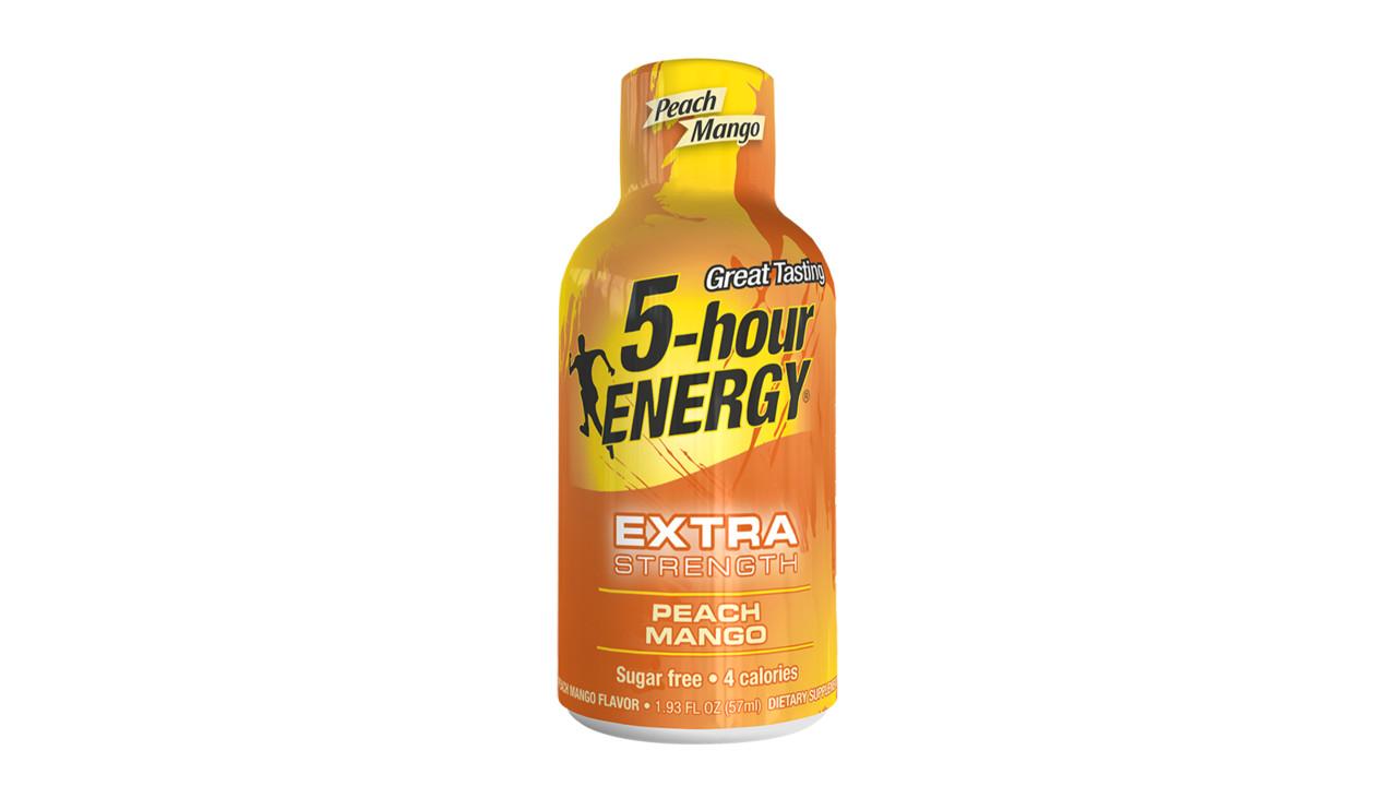 Living essentials 5 hour energy