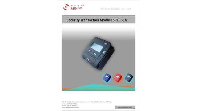 Spt emv smart card reader