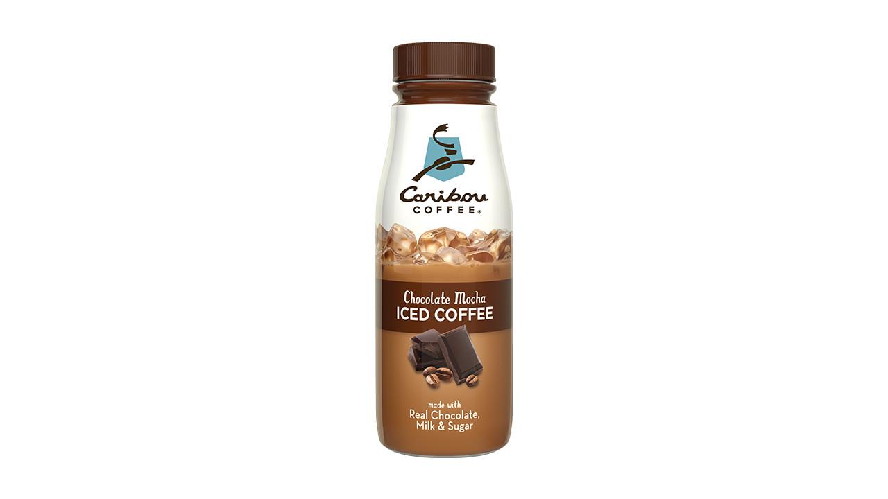 Iced Coffee Bottled Drinks