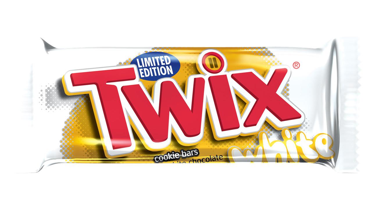 Twix 174 White Chocolate Cookie Bars Vendingmarketwatch