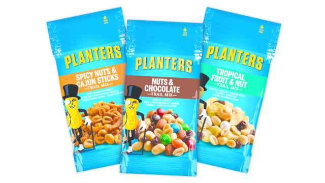 brownie trail planters planter nuts butter bag mix food chocolate snacks and peanut