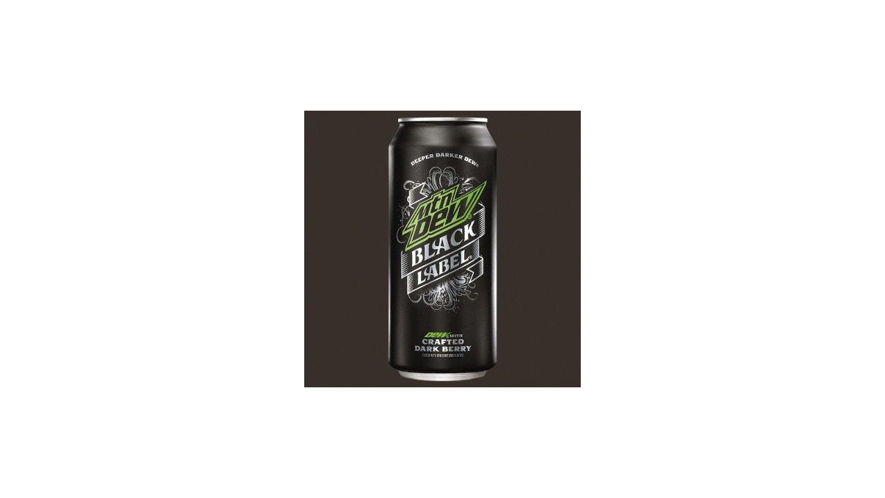 Mtn Dew Releases Black Label Nation Wide Vendingmarketwatch