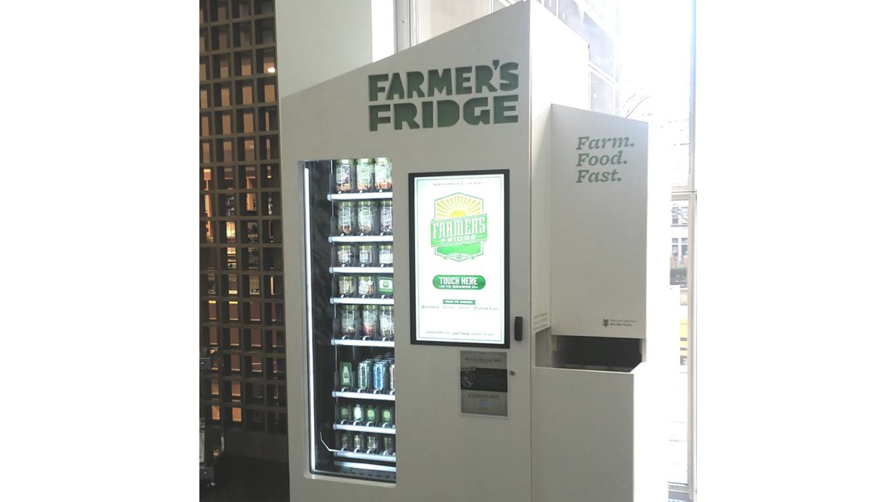 Farmer S Fridge Plans 200 Location Expansion In Midwest