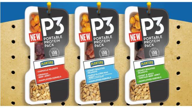 Planters P3 | VendingMarkech on