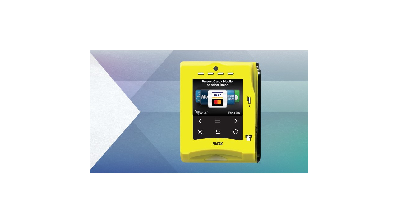 Nayax Complete Cashless Telemetry Device Offers Advanced