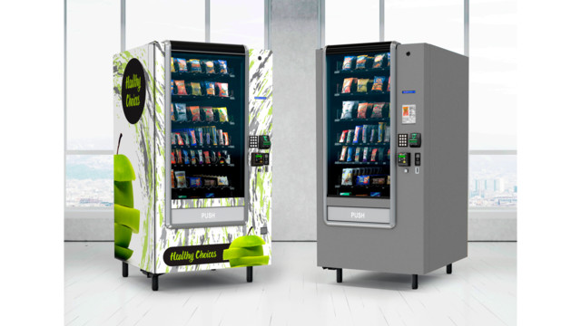 Vendors Exchange® Adds New CURVE™ Doors To Their Line Up Of Value Driven  Vending Machine Upgrades