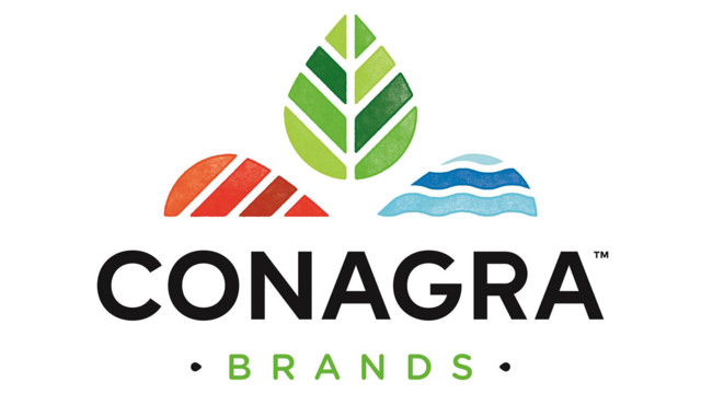 ConAgra Brands, Inc. (NASDAQ:CAG) Expected To Report Earnings On Thursday
