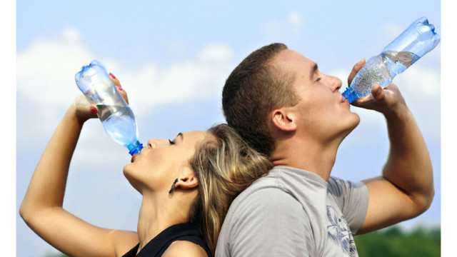 Plastic Particles Found In Bottled Water, Study Finds