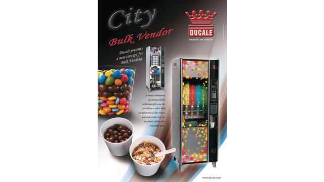 cereal vending machine