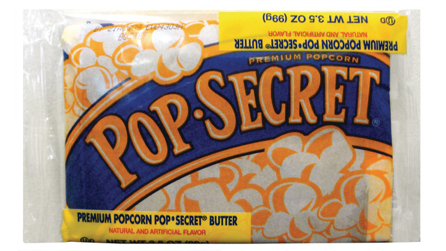 Diamond Foods Pop Secret Microwave Popcorn