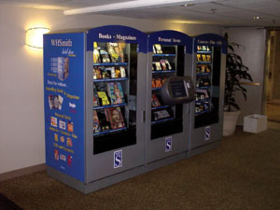 Self-service Retail Formats Evolve, Impacting Vending