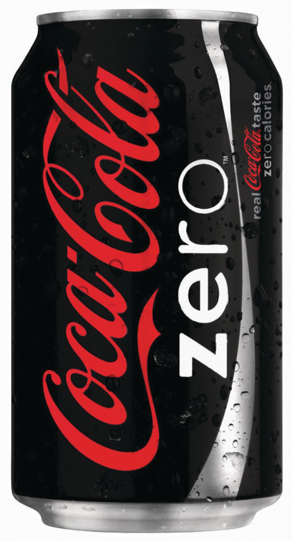 Coca-Cola Coca-Cola Zero in Beverage
