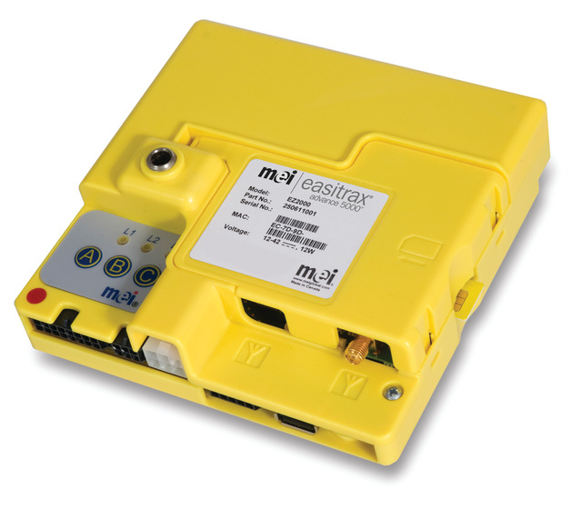 Crane Payment Innovations (CPI) MEI EASITRAX Advance 5000 Telemeter