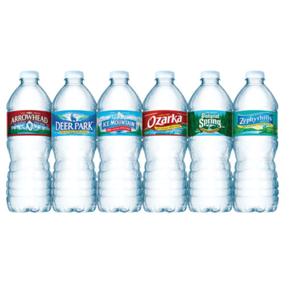 Nestle Waters North America Named Exclusive Bottled Water