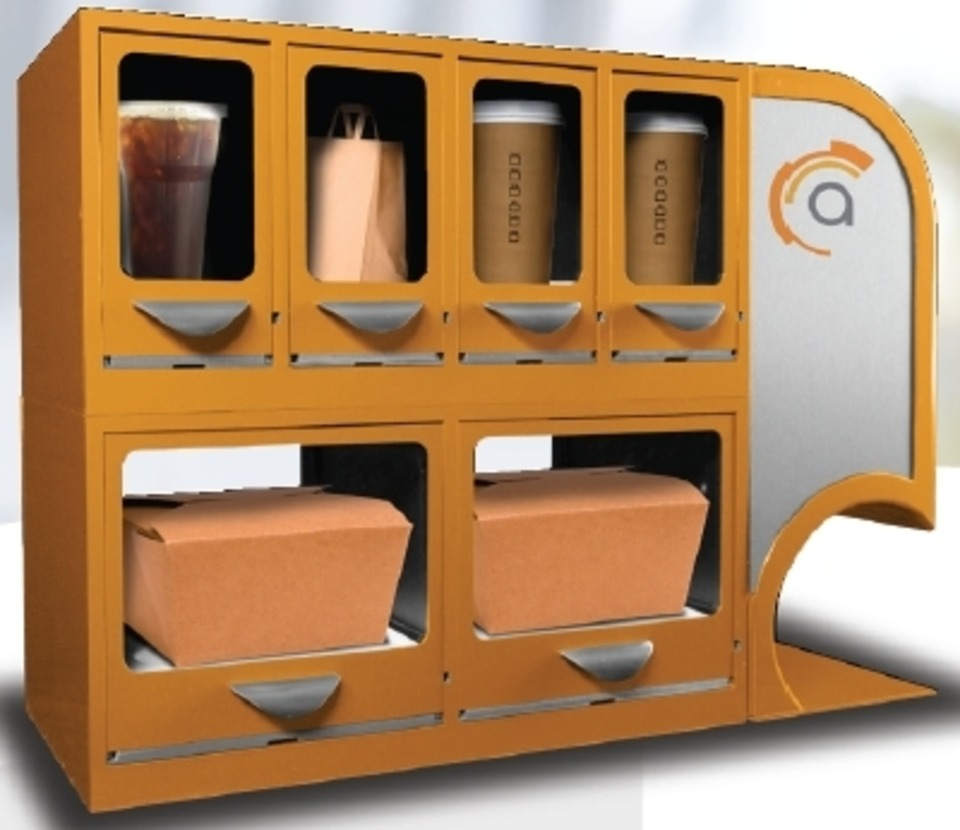 Apex Introduces A Vending Machine For Restaurants