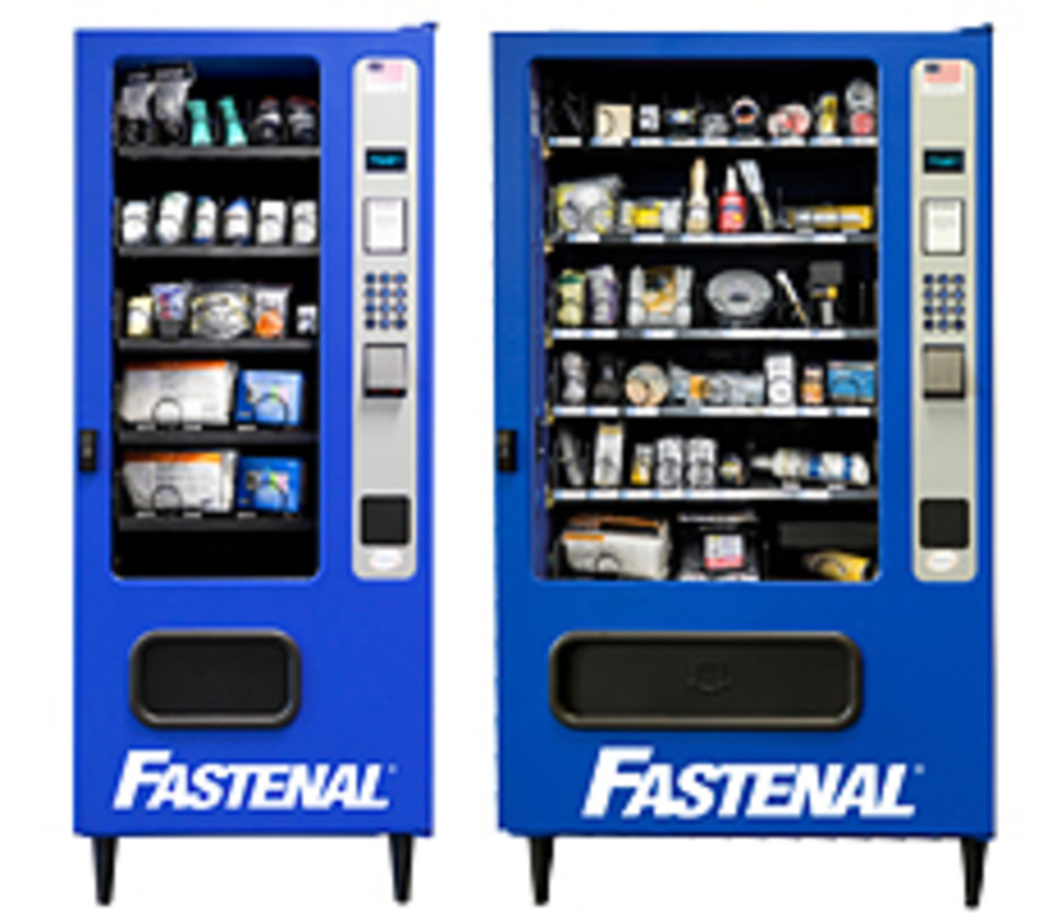 ce17406a3f92 Fastenal Reports 50,000+ Industrial Vending Devices Installed At Customer  Sites