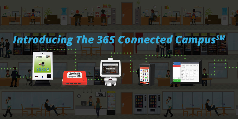 365 Retail Markets Announces 365 Connected Campus℠ With