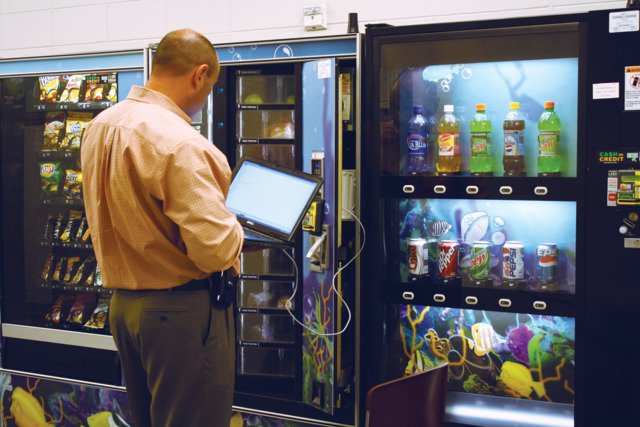 Tips For Installing And Troubleshooting Telemetry And ... Older Soda Machine Wiring Diagram on