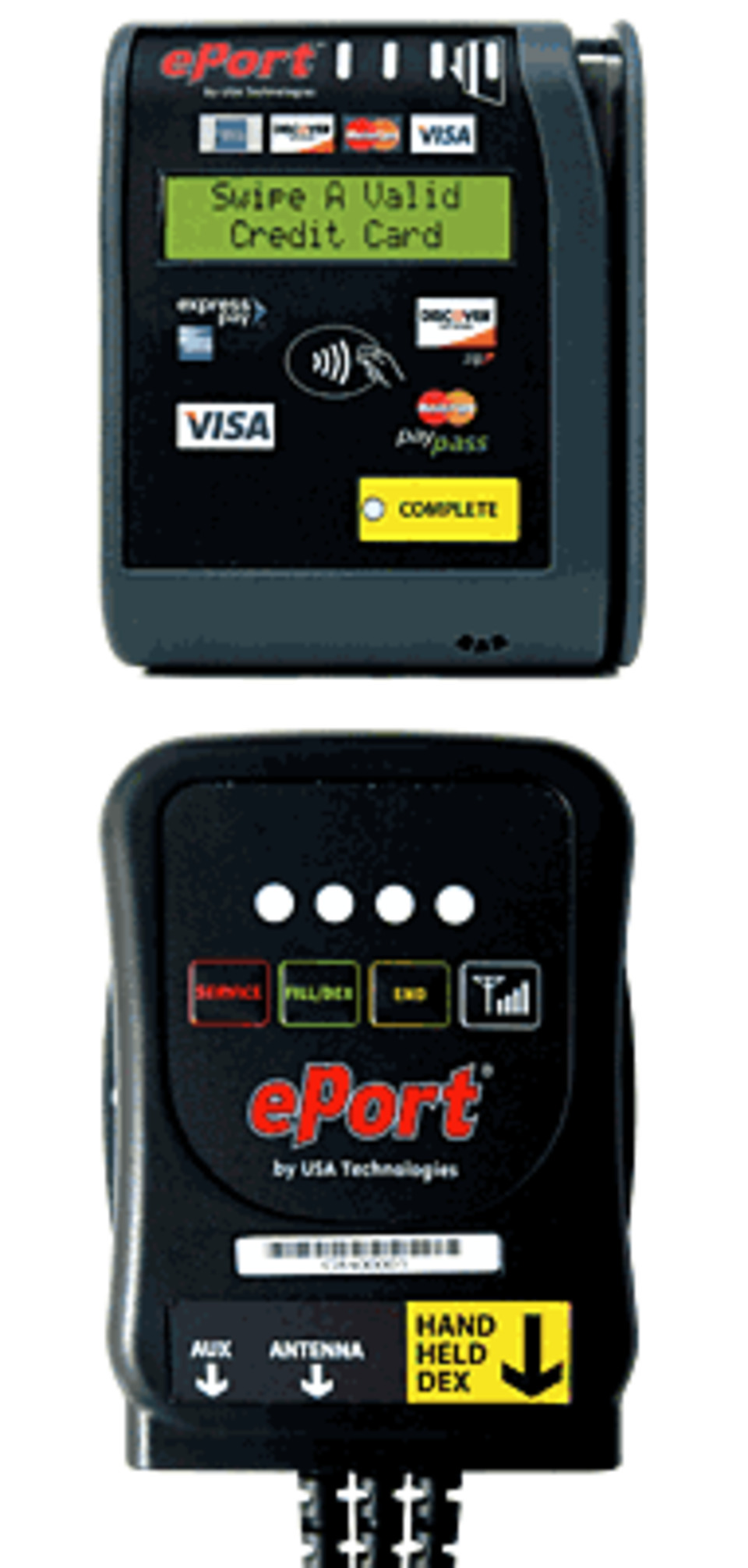 USA Technologies Announces Contactless Debit Card