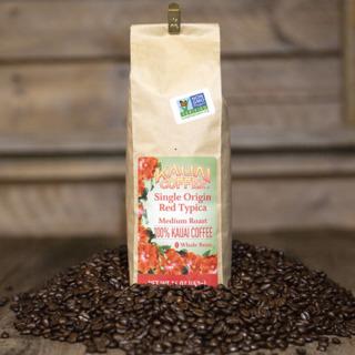 考艾岛咖啡非转基因的袋子
