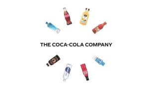 可口可乐全球标志