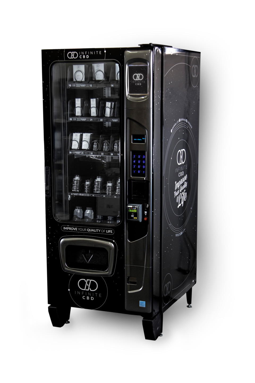 Infinite CBD CBD Vending Machine from Infinite CBD in ...
