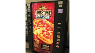 Retail Food Manufacturers Partner With Vendors On Branded Food Machines