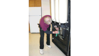 Cleaning: A Key Part of Servicing the Account