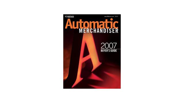 Automatic Merchandiser 2007 Print Buyers' Guide
