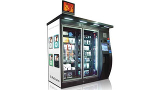 Kiosk Technology Will Give Vending New Capabilities