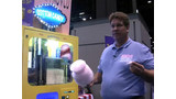 NAMA 2010 - Cotton Candy Vending Machine