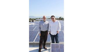 First Class Vending pioneers solar energy in Southern California