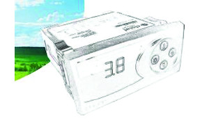 elstat S-series Intelligent Energy Saving Thermostat For Vending Machines
