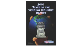 2001 State of the Vending Industry Report