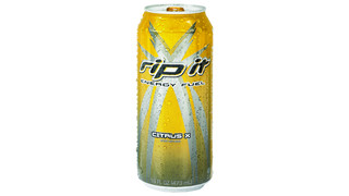 National Beverage Rip It Energy Drinks